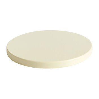 Round Chopping Board - White - Large