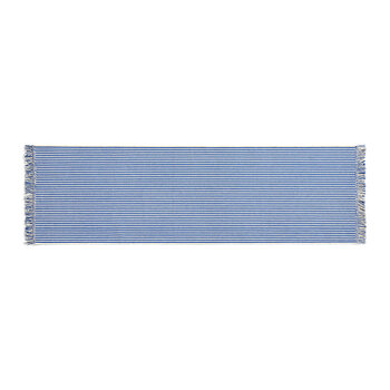 Stripes & Stripes Rug - 60x200cm - Bluebell Ripple