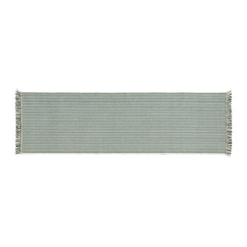 Stripes & Stripes Rug - 60x200cm - Cucumber Green