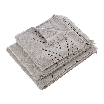 Julia Towel - Grey