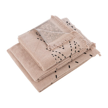 Julia Towel - Sesame