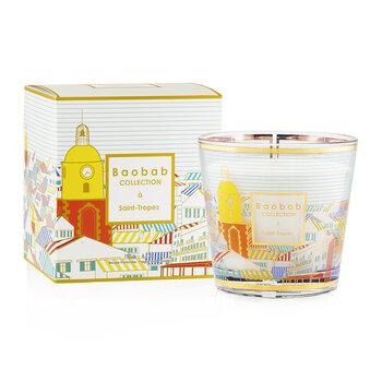 My First Baobab Scented Candle - St Tropez