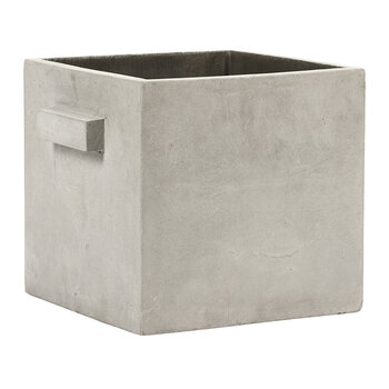 Marie Flower Pot - Grey