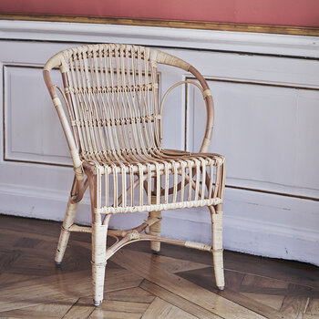 Wengler Rattan Dining Chair - Natural