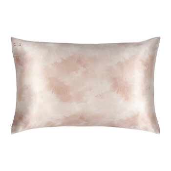 Limited Edition Pure Silk Pillowcase - Desert Rose