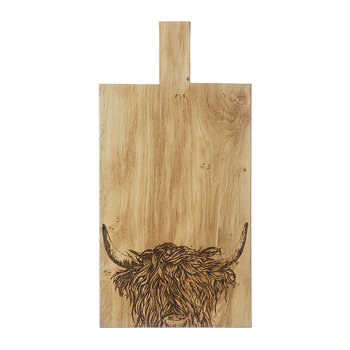 Oak Serving Paddle - Large