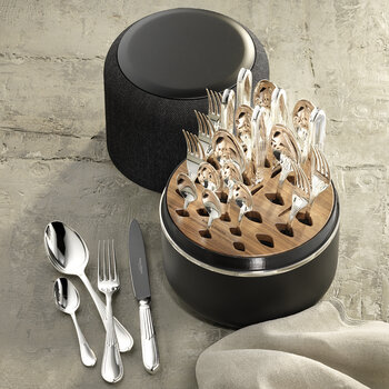 The Box Belvedere Cutlery Set - 24 Piece