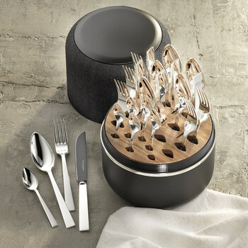 The Box Riva Cutlery Set - 24 Piece