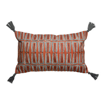 Kenza Cushion Cover - Rooibos