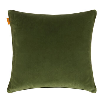 Exeter Somerset Embroidered Pillow - 45x45cm - Green