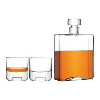 Cask Whisky Set - Clear