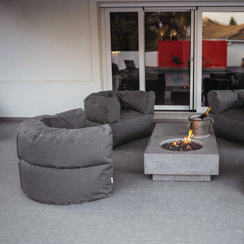 Outdoor Armstrong Chair - Grey
