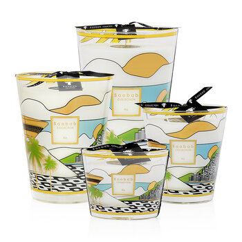 Cities Scented Candle - Rio
