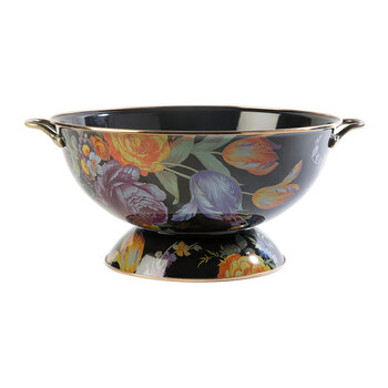 Flower Market Everything Bowl - Black