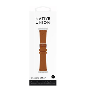 Apple Watch Leather Strap - 40mm - Brown