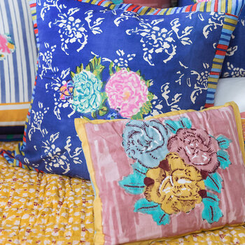Kandem Blue Cushion - 60x60cm