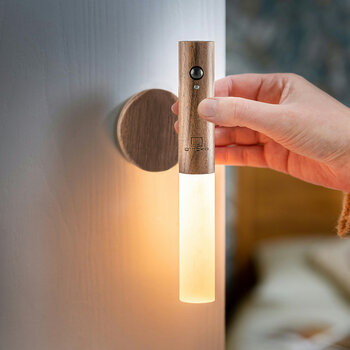 Smart Baton Light - Natural Walnut Wood
