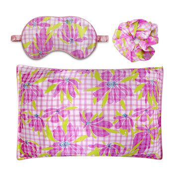 Water The Lily - Scrunchie/Eye Mask/Pillowcase