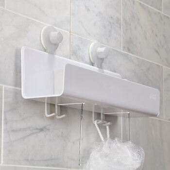 EasyStore Shower Caddy - Large - White