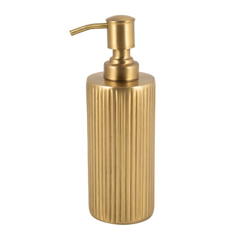 Redon Soap Pump - Antique Brass