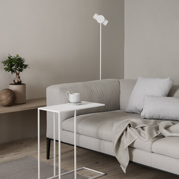 Stage Floor Lamp - Lily White