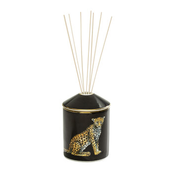 Magnificiant Wildlife Reed Diffuser - Black/Gold