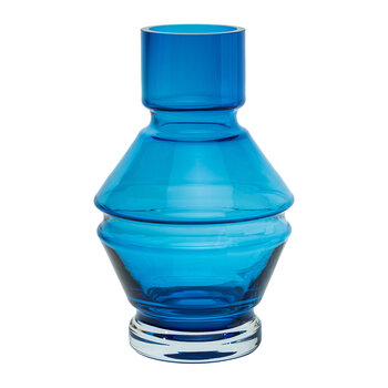 Relae Vase - Small - Aquamarine Blue