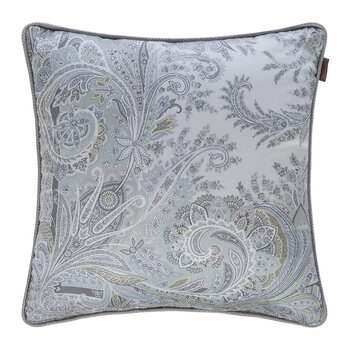 Exeter Atlante Pillow With Cord - 45x45 - Gray