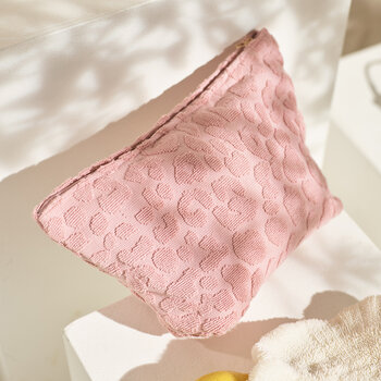 Terry Pouch - Call Of The Wild - Blush Pink