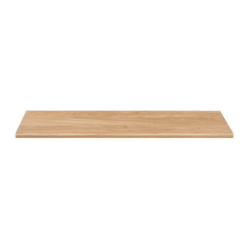 Panola Wall Shelf - 80x24cm - Oak