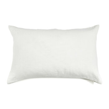 Pure Washed Linen Pillow - 60x40cm - Tiger