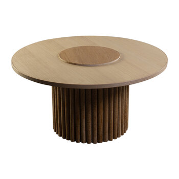 Minaar Coffee Table - Sand Stone