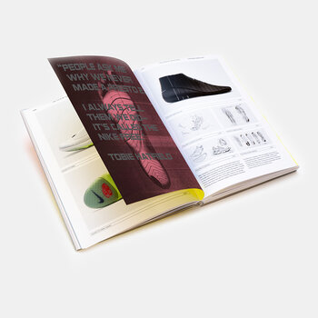 Buch Nike: Better is Temporary