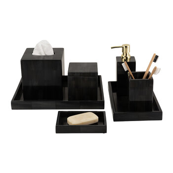 Arles Tissue Box - Dark