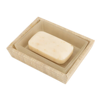 Ghent Soap Dish - Natural