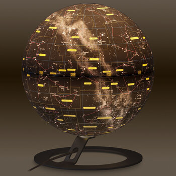 National Geographic Globe - 30cm - Heaven Creation