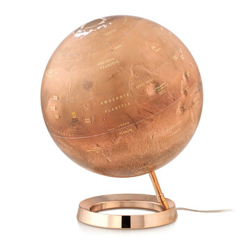 National Geographic Globe - 30cm - Mars Creation