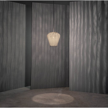 Coral Cay Ceiling Light - White