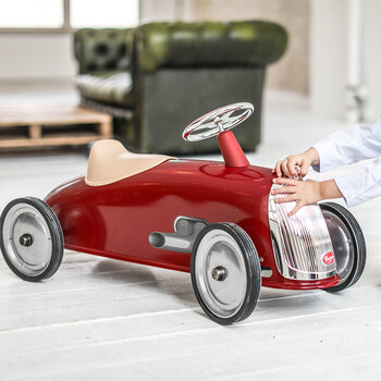 Pedal Rider Car - Red