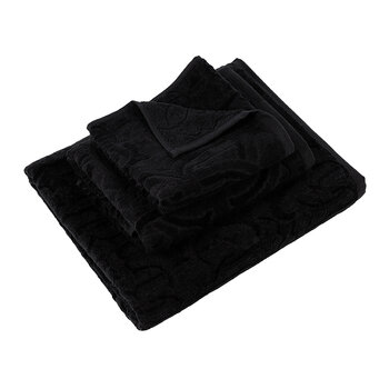 Araldico Towel - Black
