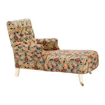 Madison Chaise Lounge - Heirloom Linen
