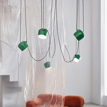 Aim Ceiling Light - Anodized Green