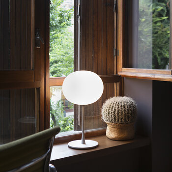 Glo-Ball T Table Lamp - Black - T1