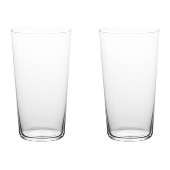 Classic Highball Glass - Clear - Set of 2