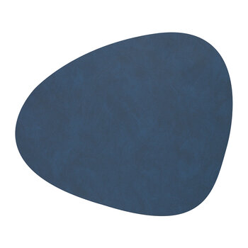 Nupo Curve Table Mat - Set of 4 - Midnight Blue