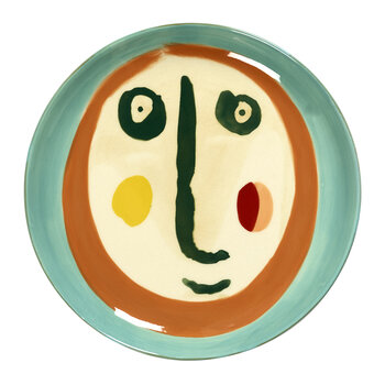 Feast Plate - Set of 2 - Small - Face 2