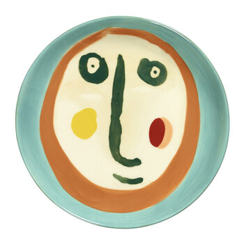 Feast Plate - Set of 4 - Extra Small - Face 2
