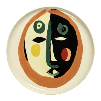 Feast Serving Plate - Face 1