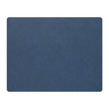Nupo Square Table Mat - Set of 4 - Midnight Blue