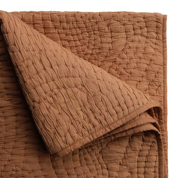 Vision Quilted Bedspread - 260x235cm - Rose